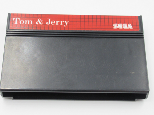 Tom and jerry (Master System)